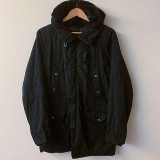 日本帶回  N-3B N3B Parka 黑色 保暖防寒外套 軍大衣