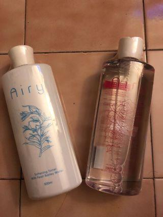 Airy輕植系濕敷化妝水(薏仁保濕&玫瑰亮白)500ml
