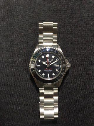 DIWALI SALE!! STEINHART GMT 39mm CERAMIC + Free Gift