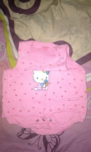 Jumper baby Hello kitty free ongkir