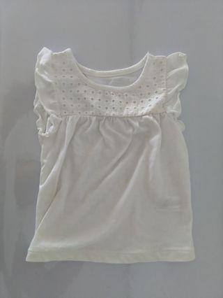 Baju Putih Cherokee