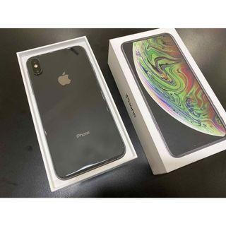 iPhoneXS Max 64G 太空灰色 漂亮無傷 只要22000 !!!