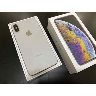iPhoneXS 64G 銀色 漂亮無傷 只要20500 !!!