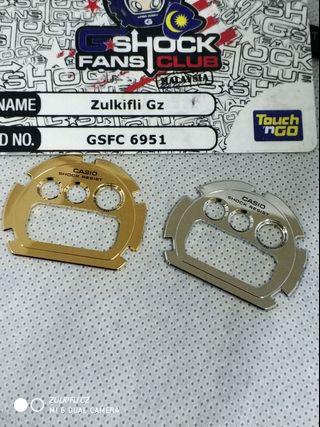 DW-6900 Face plate -- RM30