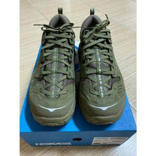 HOKA ONE ONE TOR ULTRA LOW WP JP 綠US10