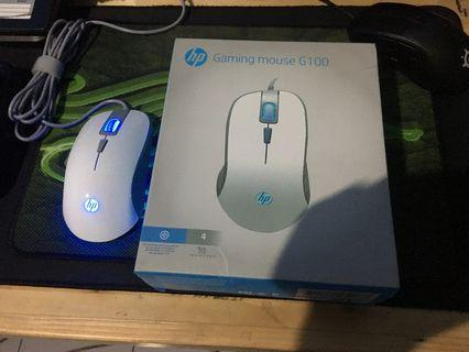 Mouse Gaming HP G100