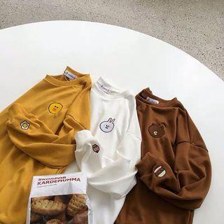 [PREORDER] 🐻 LINE FRIENDS sweatshirt 🐻