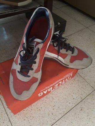 Sepatu Puma TX-3 / TX 3 Red