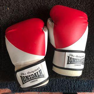 Boxing Gloves Lonsdale ( Limited Edition )