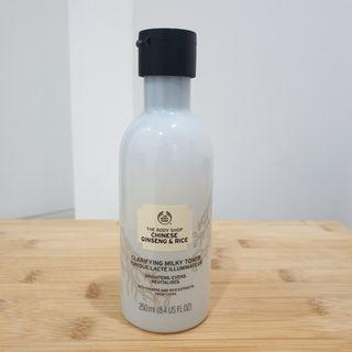 THE BODY SHOP Chinese Gingseng and Rice Clarifying Toner 250 ml