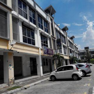 Klang Sentral, Klang, Office With Authority Approval  For Worker Accommodation