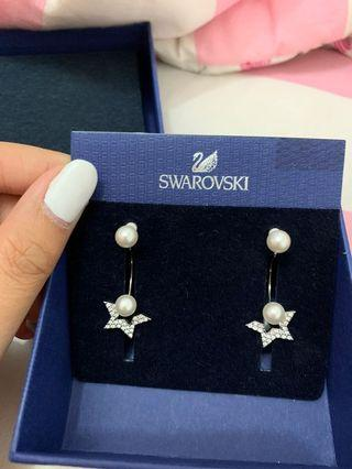 Anting Swarovski