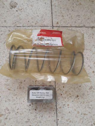 Paket Upgrade CVT Vario 125/150 LED(roller+per cvtl