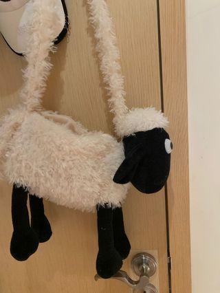 綿羊包包 搞怪包包