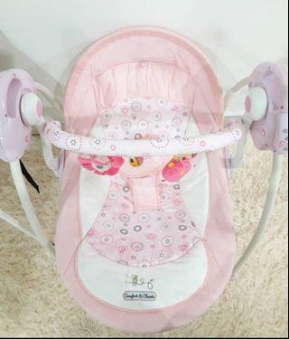 Electronic Baby Swing