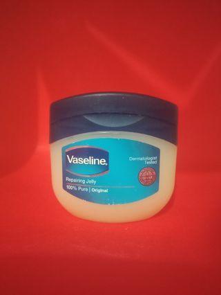 Repairing Jelly Vaseline