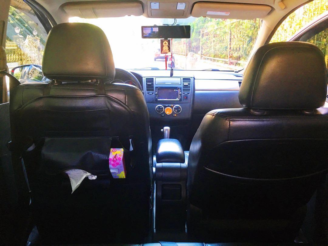 11年 鐵達 Nissan Tiida 優質家庭車