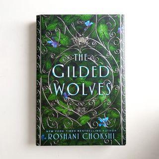 The Gilded Wolves - Roshani Chokshi (signed)