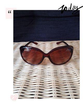 Preloved Brown Sunglasses