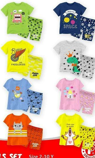 KIDDY SET for boy and girl