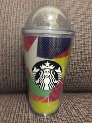 Starbucks 星巴克 冷水杯 全新 無吸管
