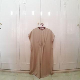 #JoinOktober Scuba Dress Soft Cream Colour