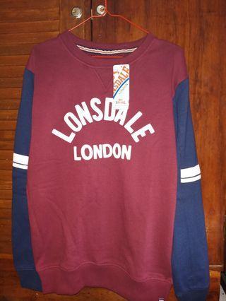 Crewneck lonsdale