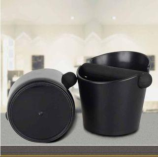 Coffee Knock Box (Black)