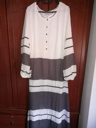 Jubah/Long dress