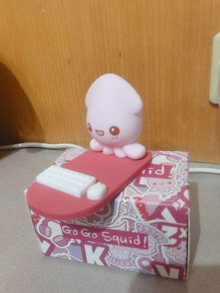 親愛的熱愛的-小魷魚手機支架