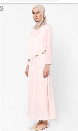 Dian Maxi Layered Dress