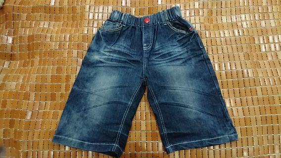 男童牛仔短褲(5-7歲)