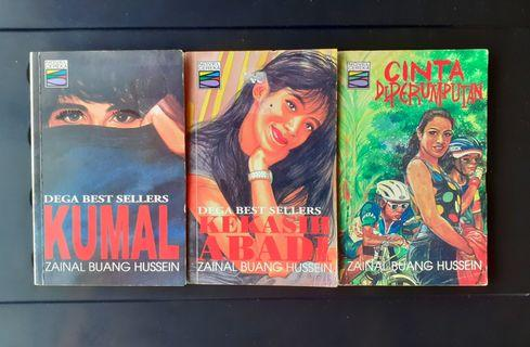 Novel Zainal Buang Hussein