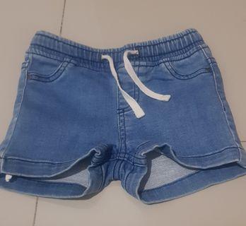 zippy shorts jeans