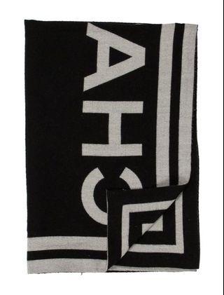Chanel CC throw blanket 毛氈 梳化被