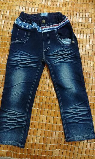 男童牛仔長褲(4-6歲)