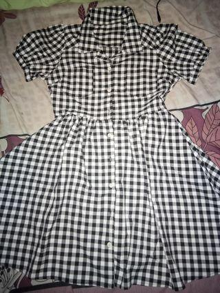 Mididress bnw