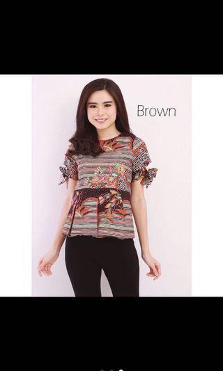 [freeongkir] blouse batik