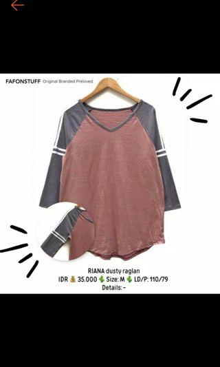 Oversize Top (freeongkir)