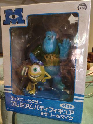 Monsters Inc Premium Japan