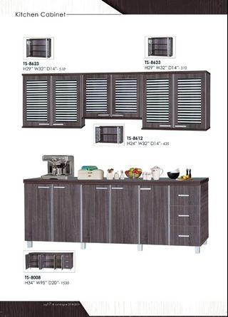 OFFER 1 SET KITCHEN CABINET