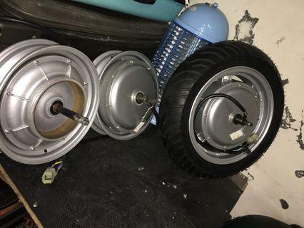 2000wats 10 and 12 inches  eton hub 3 pcs