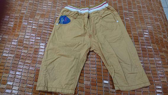 男童休閒7分褲(4-6歲)
