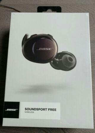 Bose SoundSport Free無線耳機 運動耳機全新未拆封