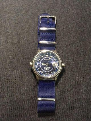 DIWALI SALE!! SEIKO GREAT BLUE PERPETUAL CALENDAR (VERY RARE!!)