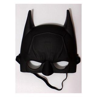 蝙蝠俠面具 萬聖節 角色扮演 (全新)