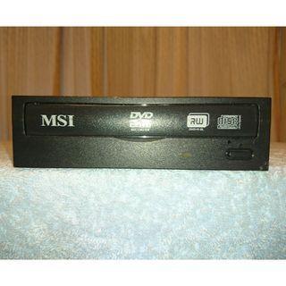 MSI  微星 DVD 燒錄機