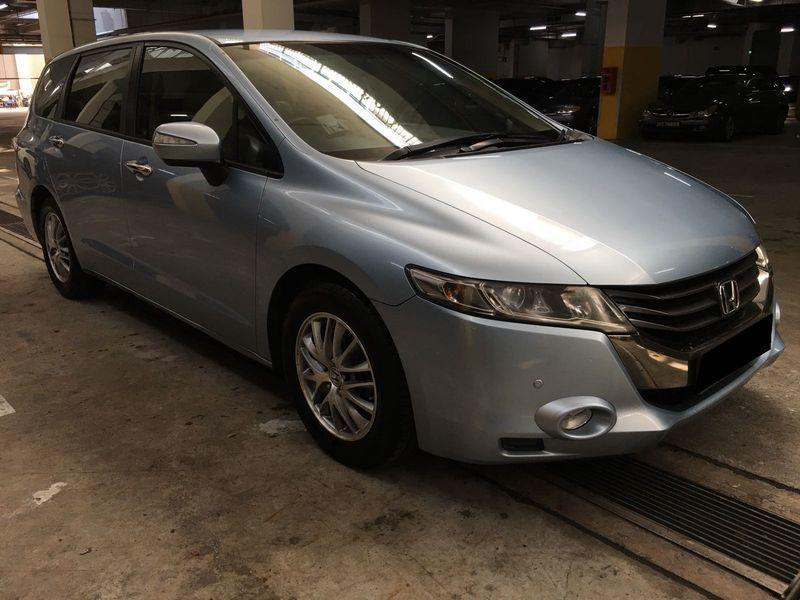 18/10-21/10 FRI-MON HONDA ODYSSEY NEWER MODEL $300 (P PLATE WELCOME)