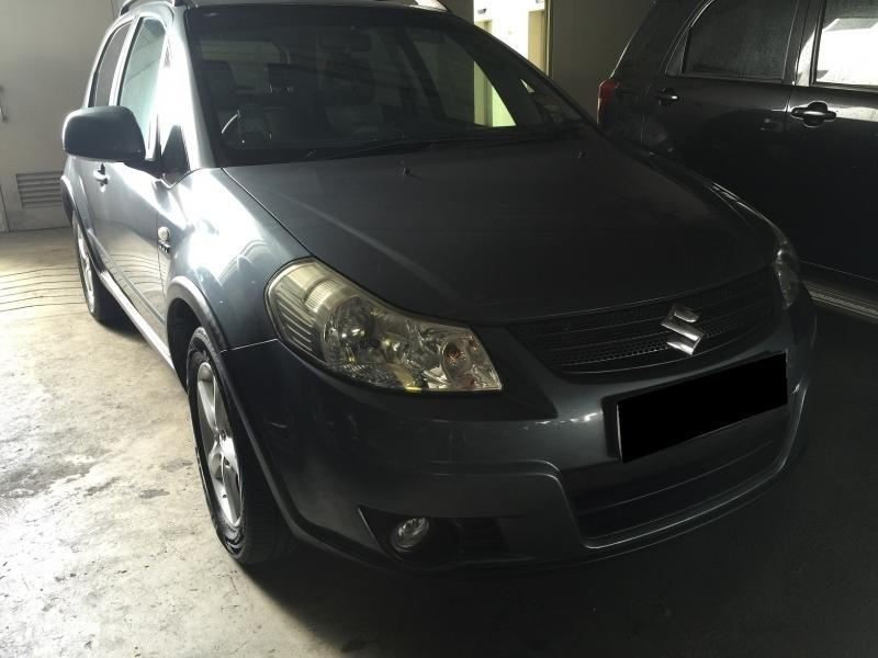 18/10-21/10 FRI-MON SUZUKI SX4 $195 (P PLATE WELCOME)