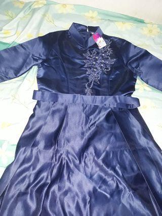 Jual murah gaun baru 250k